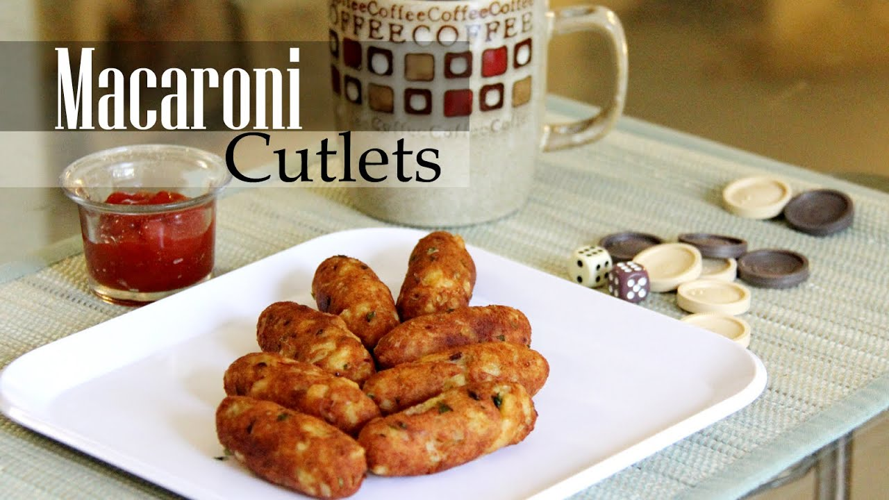 Macaroni cutlets recipe easy kids evening snacks indian snacks macaroni cutlets recipe easy kids evening snacks indian snacks appetizer recipes by shilpi youtube forumfinder Images