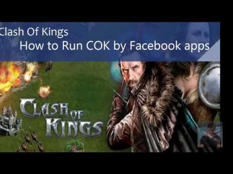 Clash Of Kings Play On Facebook