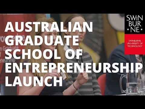 Australian Graduate School of Entrepreneurship