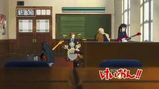 Watch K-On Season 2 Anime Trailer/PV Online