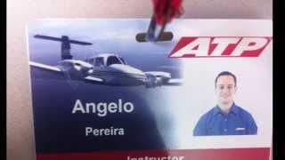 atp flight school pilot career