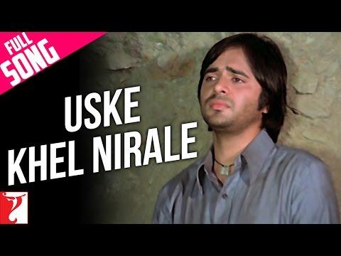 Uske Khel Nirale - Full Song   Noorie   Farooq Sheikh   Poonam Dhillon