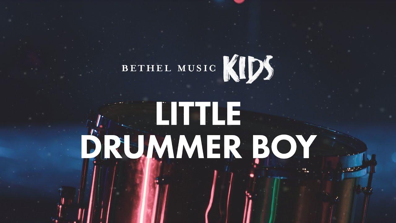 Little Drummer Boy (Lyric Video) - Bethel Music Kids | Christmas ...