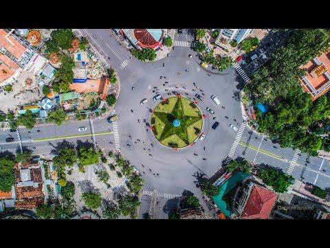 Ho Chi Minh City Drone
