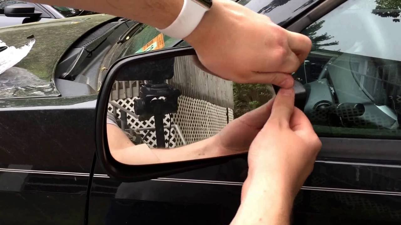 How To Jeep Grand Cherokee Sideview Mirror Replacement 2005 2010