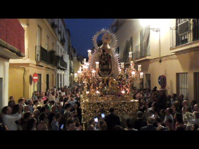 BM Municipal de Arahal - Siempre Macarena - Salida procesional de la Virgen del Carmen de San Gil
