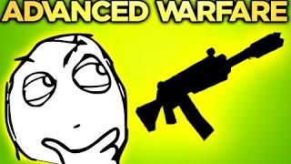 BIG MAP vs SMALL GUN? Advanced Warfare Viewer Request!