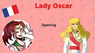 Lady oscar (Cover Générique français)
