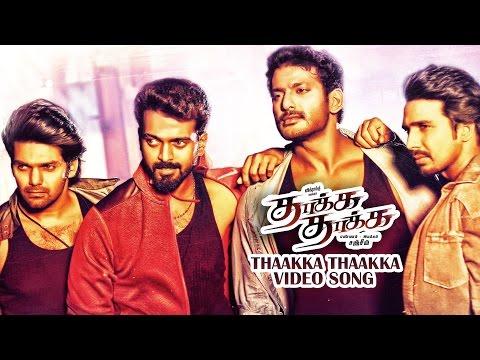Thaakka Thaakka | Vishal, Arya, Vishnu Vishal, Vikranth | New Tamil movie Video Song