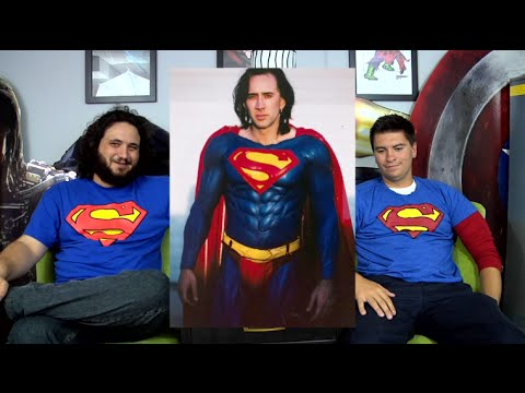 "Hack The Movies: The Death of ""Superman Lives""; What Happened? Review 
