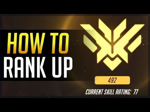 How to ACTUALLY Climb Rank in Overwatch! (w/ Unpopular Opinions!)