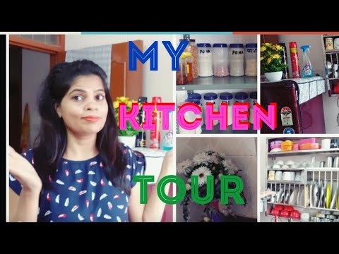MY KITCHEN TOUR VIDEO/ WELCOME TO MY KITCHEN 🙏🙏 neelamkirecipes