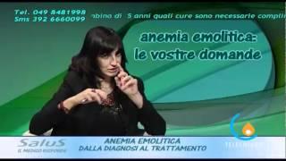 SALUS 26-04-12 Anemia emolitica dalla diagnosi al trattamento
