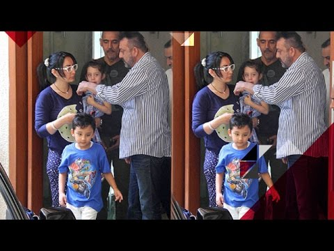 Sanjay Dutt Won't Be Able To JOIN His Children For VACATION | Bollywood News