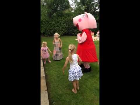 Wind the bobbin peppa pig