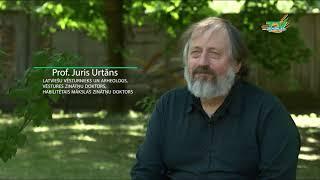 Latvijas stāsti simtgadei. Juris Urtāns - Latvijas pilskalnu pētniecība  (13.10.2018.)