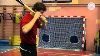 Основы техники отбивания мяча в бейсболе_ Школа бейсбола и софтбола