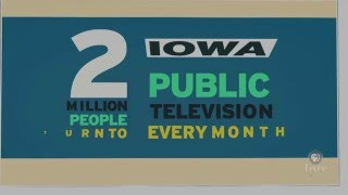 By the numbers - why YOU should support Iowa Public Television