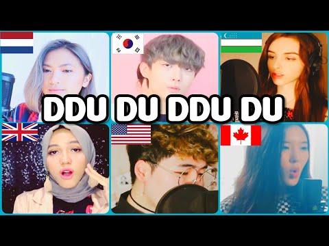 Who Sang It Better - Blackpink - Ddu Du Ddu Du ( US, UK, Canada, S.korea, Netherlands, Uzbekistan)