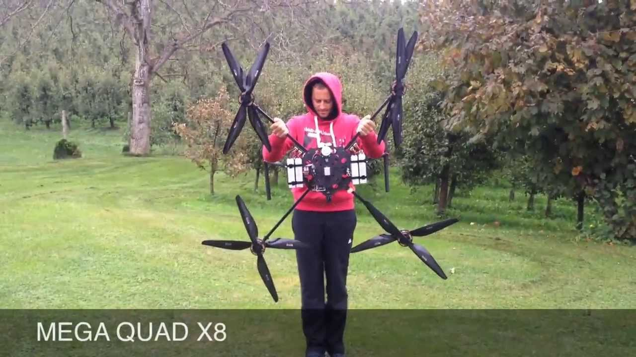 big quadcopter coax hammer xb8 kopterworx youtube