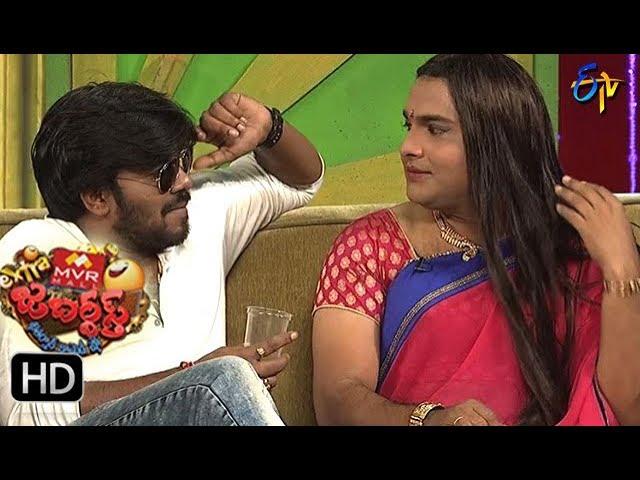 Sudigaali Sudheer Performance   Extra Jabardsth   1st September 2017  ETV  Telugu