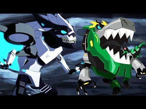 Çizgifilm Transformers Türkçe. Gizlenen Robotlar 15