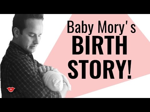 Our Birth Story! | Mory June Page | Jordan from Millennial Moms