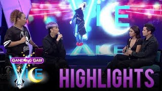GGV: Negi translate the questions for James Reid in English