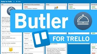 Trello Workflow with Butler: Review