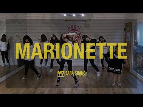 Ji Yeon (T-ARA) - Marionette 木偶 (Choreography by Sara Shang)