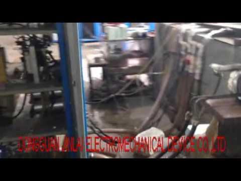 JLZ-90 Industrial Salt Melting Furnace Smelter With Iron Crucible