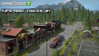 Farming Simulator 2017 Tips and tricks #1