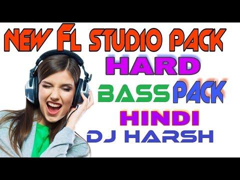 [Free Download] Pro Hard Bass Pack For Dj Setup    Fl Studio    Dj Harsh    Hindi Video