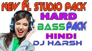 [Free Download] Pro Hard Bass Pack For Dj Setup || Fl Studio || Dj Harsh || Hindi Video