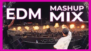 EDM Mix of Popular Songs 2021 🎉   Best Remixes & Mashups Party Charts Music
