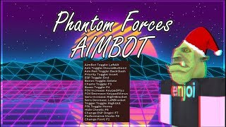 Roblox: Phantom Forces AIMBOT and MORE SCRIPT