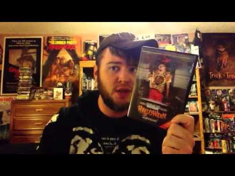 WNUF Halloween Special review - YouTube