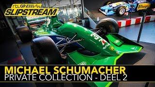 De roemruchte beginjaren van Schumacher in de F1 | SLIPSTREAM