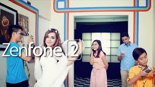 Video Zenfone 2 Musical - Eka Gustiwana ft. Nadya Rafika (Jingle) download MP3, 3GP, MP4, WEBM, AVI, FLV Agustus 2017