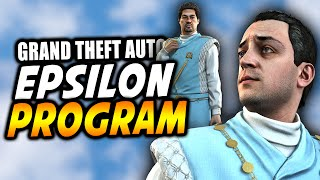"GTA Retro: History & Mystery of the ""EPSILON PROGRAM!"" (GTA)"