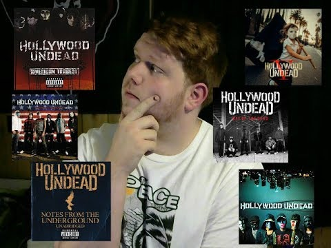 Ranking Every Hollywood Undead Song Worst To Best