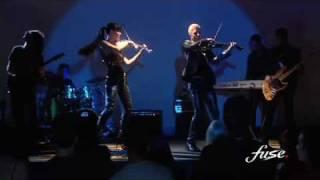 Linzi Stoppard - Ben Lee FUSE Electric Violin EPK