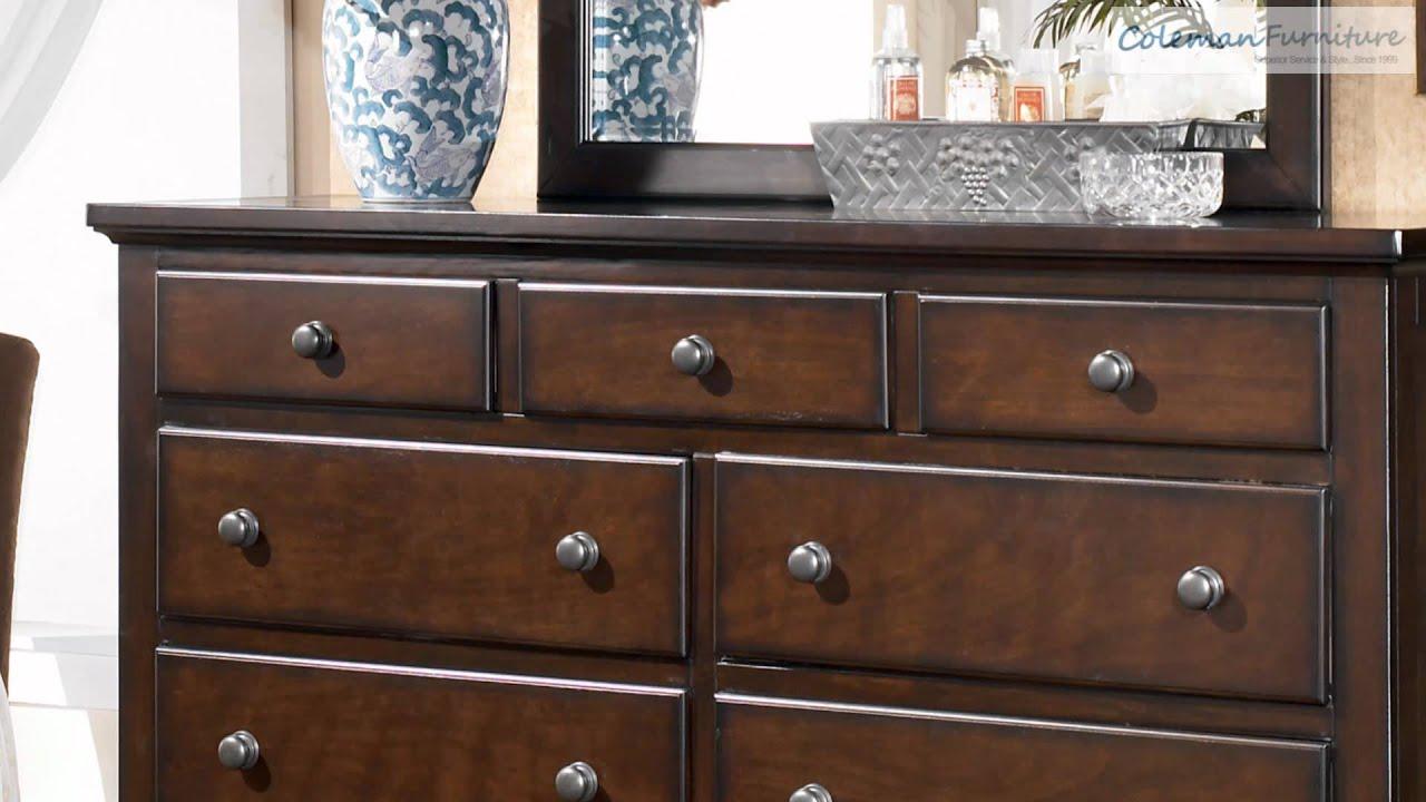 camdyn bedroom furniture from signature designashley - youtube