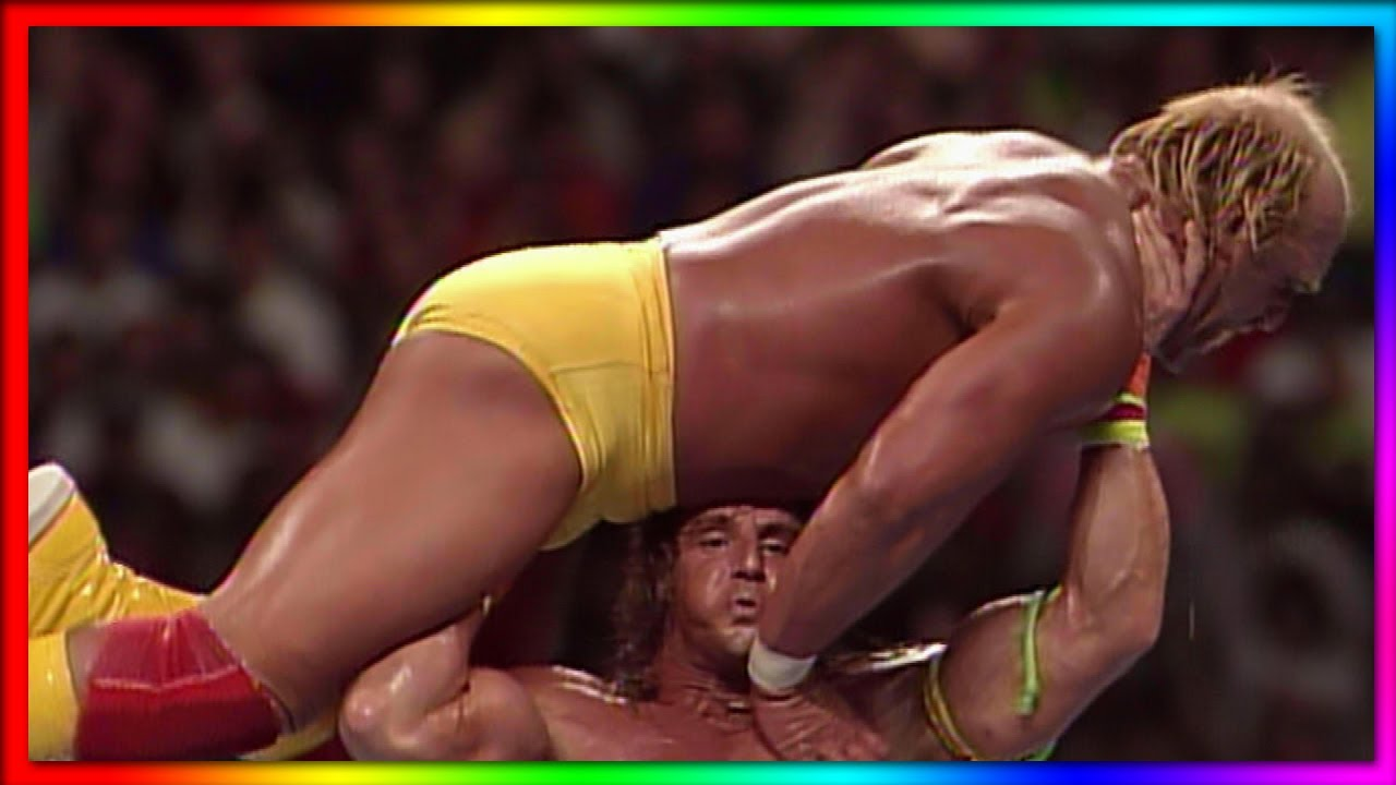 Download Ultimate Warrior Vs Hulk Hogan