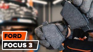 Hogyan cseréljünk hátsó fékbetétek FORD FOCUS 3 | Autodoc