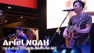 Download Video Yang Terdalam - Ariel NOAH | Live at Jakarta fair 2018 - Booth Torabika MP3 3GP MP4