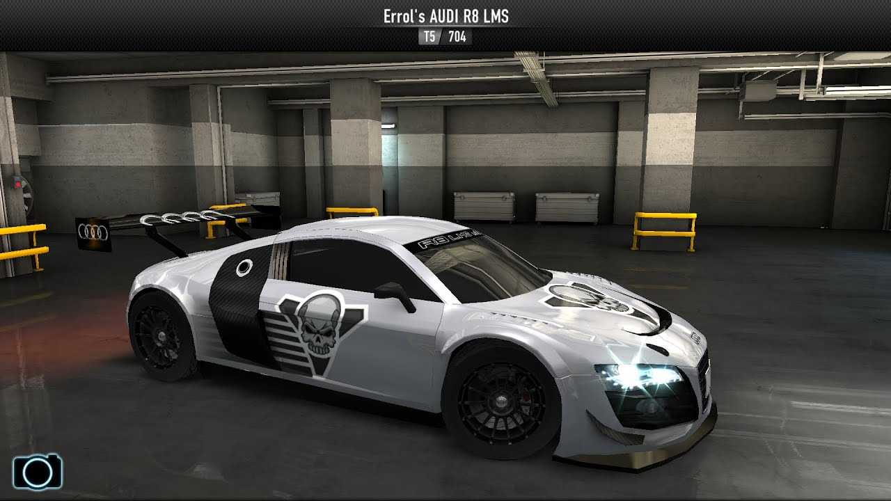 csr racing tier 5 how to get errol 39 s audi r8 lms ultra. Black Bedroom Furniture Sets. Home Design Ideas