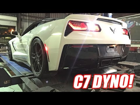Re-Tuning the C7 at 14psi of Boost + Ethanol - How Much Will It Make??