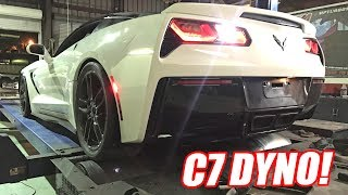 re tuning the c7 at 14psi of boost ethanol how much will it make