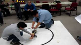 NMSU IEEE Sumo Robot Competition - March, 2010